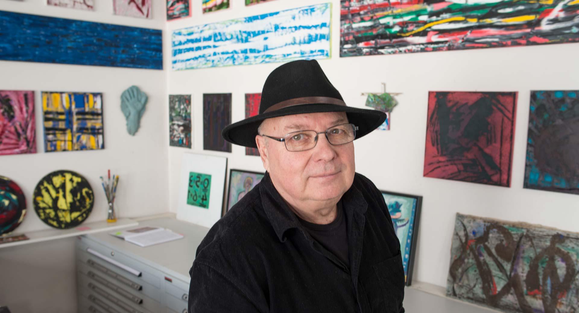 Dietrich Lusici - Maler und Bildhauer